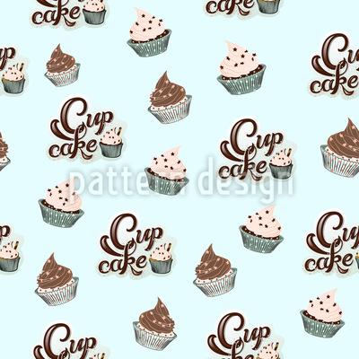 NY Cupcake Träume Designmuster