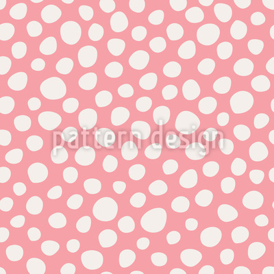 Unregular Dots Vector Pattern