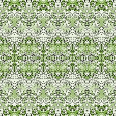 The Kings Gardener Pattern Design
