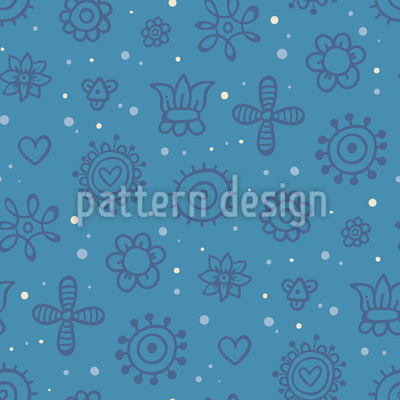Dreams Of Last Summer Pattern Design