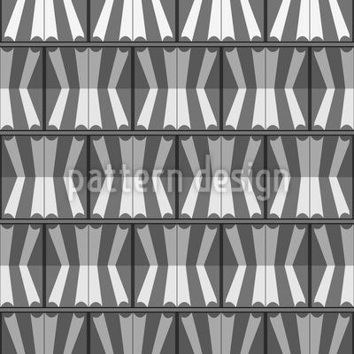 Faltpapier Muster Design