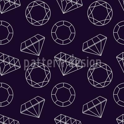 Diamanten Kollektion Designmuster