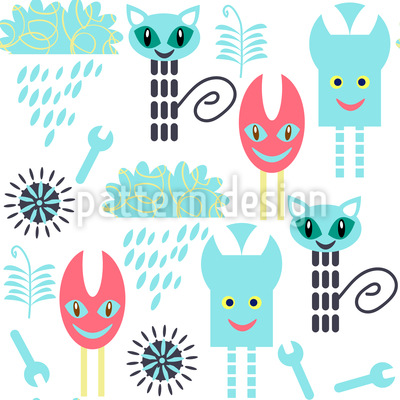 Techno Monsters Design Pattern