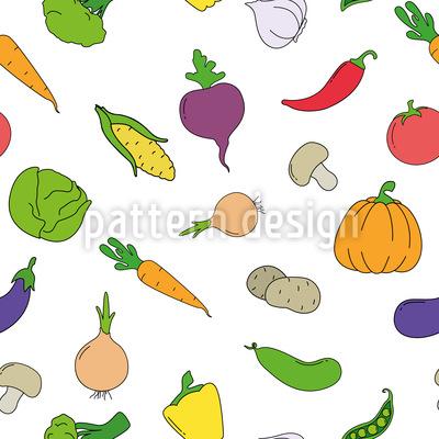 Gemüse Mix Rapport