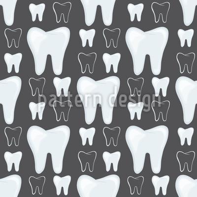 Teeth Pattern Design