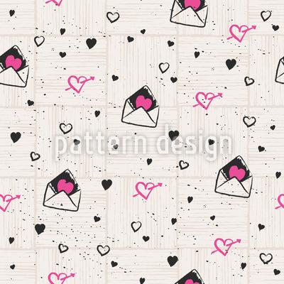 Herzige Liebesbriefe Rapportmuster