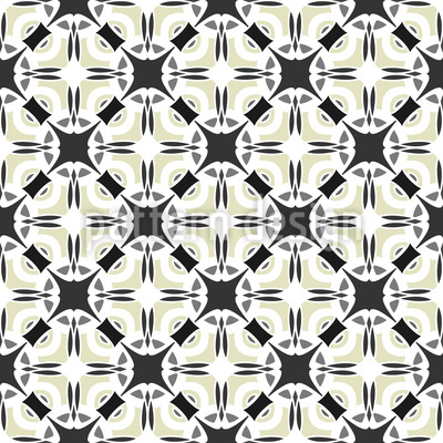 In Accurat Order Seamless Pattern