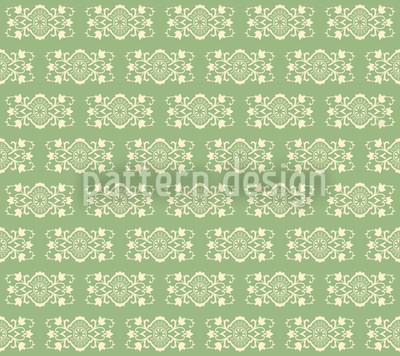 Pistachio Royal Seamless Vector Pattern