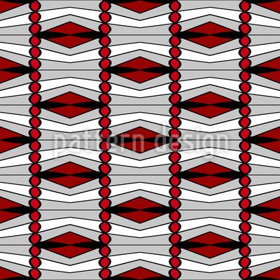 Fenster Rollo Nahtloses Muster