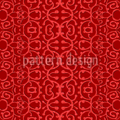 Embellishment With Structure Seamless Vector Pattern