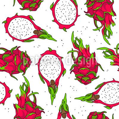 Drachenfrucht Rapport