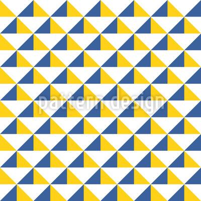Dreieck Sgraffito Nahtloses Muster