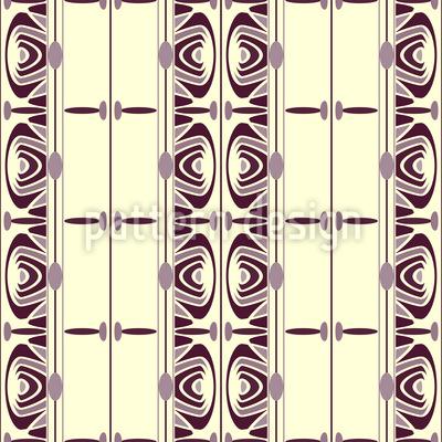 Elegante Streifen Muster Design