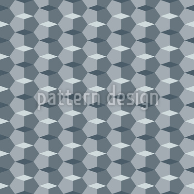Kristalline Formen Muster Design