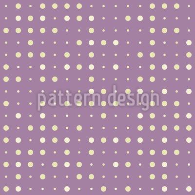 Diamonds Dots Seamless Pattern