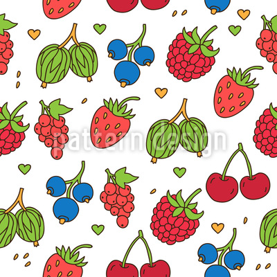 Summer Gift Pattern Design