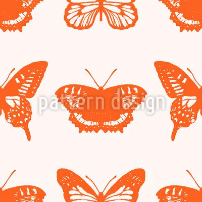Butterfly Species Vector Design