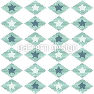 Grunge Sterne Muster Design