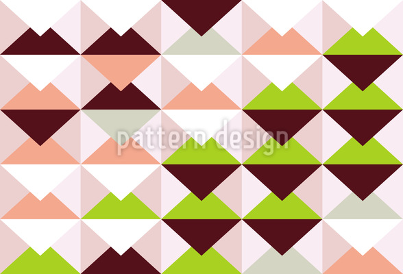 Origami Vector Pattern