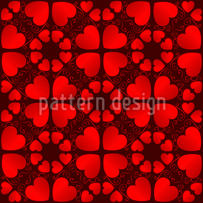 Herz Formen Vektor Design