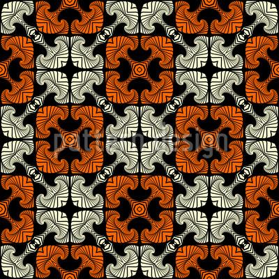 Maori Anker Rapportiertes Design