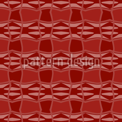 Halt Dich Fest Muster Design