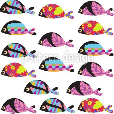 Disco Fische Designmuster