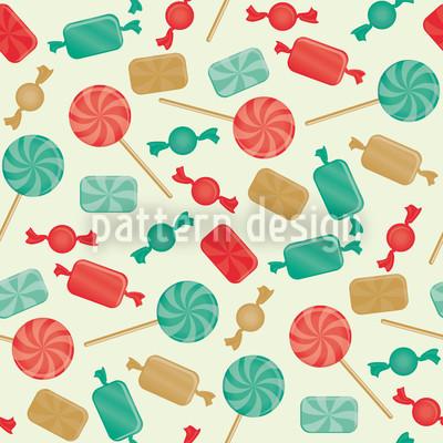 Zuckerl Muster Design