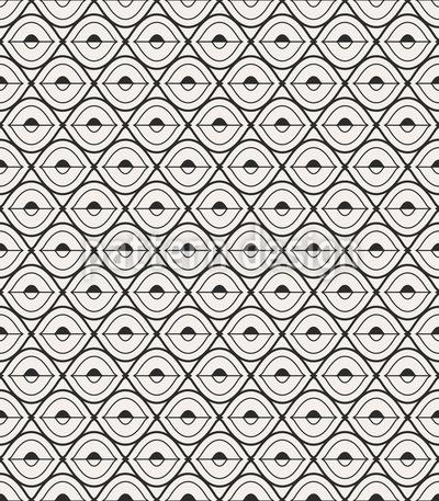 The Seers Eye Vector Pattern