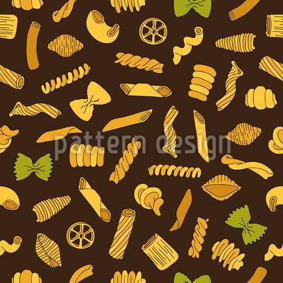 Italienische Nudeln Vektor Design
