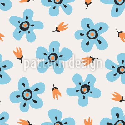 Schöne Blumen Vektor Design