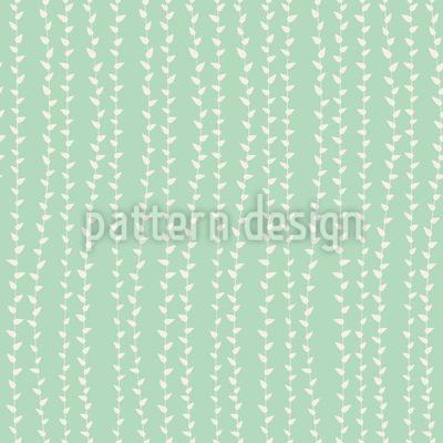 Leaves tendril Design Pattern