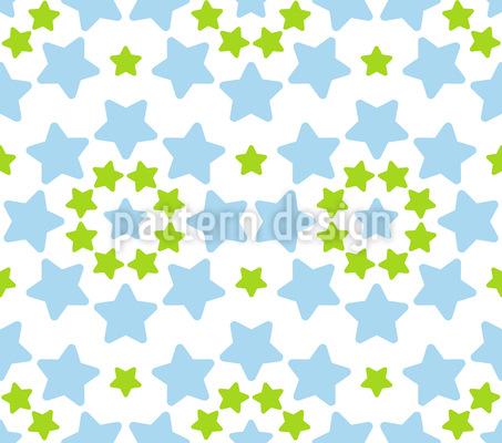 Sterne Kreistanz Vektor Ornament
