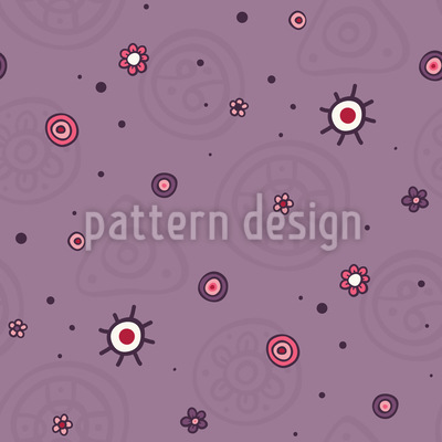 Tiny Flowers Design Pattern