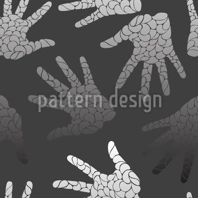 Hands on Mentalität Muster Design