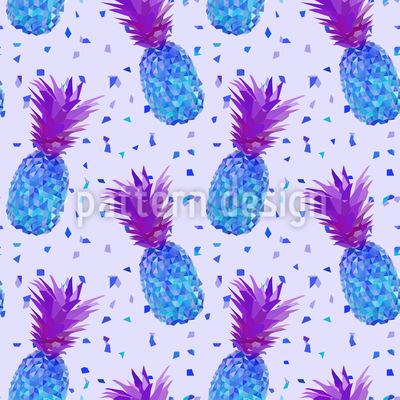 Disco Ananas Designmuster