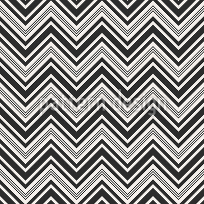 Art Deco Chevron Vektor Design
