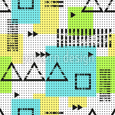 Modern Times Repeating Pattern