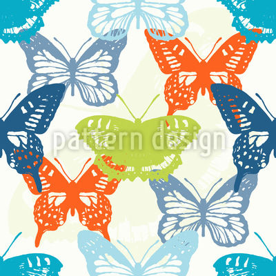 Butterfly Studies Vector Design