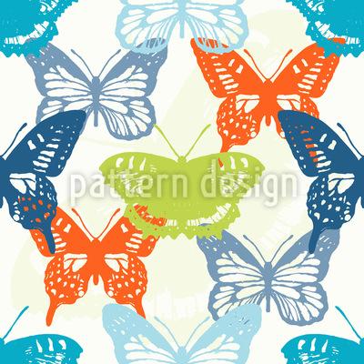 Schmetterling Studien Vektor Design