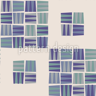 Rain for the Fields Seamless Vector Pattern