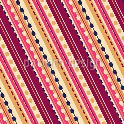 Diagonale Streifen Vektor Design