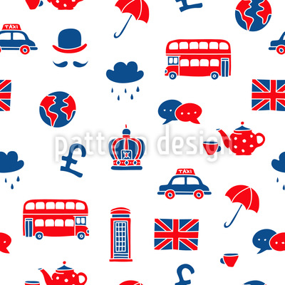 Visit To Britain Design Pattern