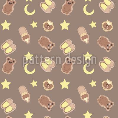 Sweet Dreaming Pattern Design