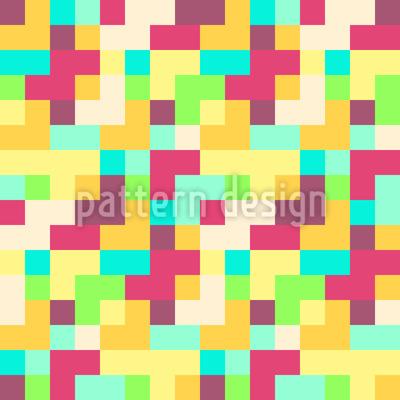 Pixel Muster Design