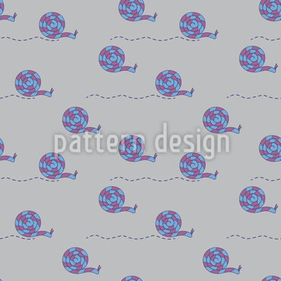 Snails Pattern Design