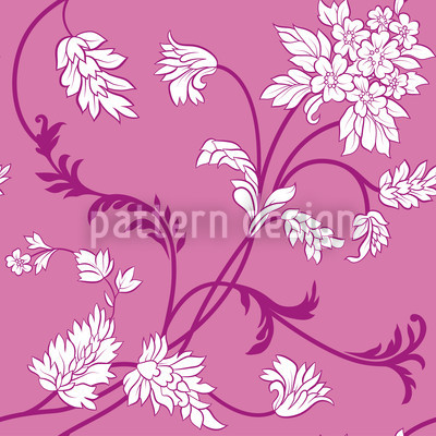 Pinkabelle Rapportiertes Design