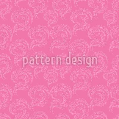 Ornate Waves Design Pattern