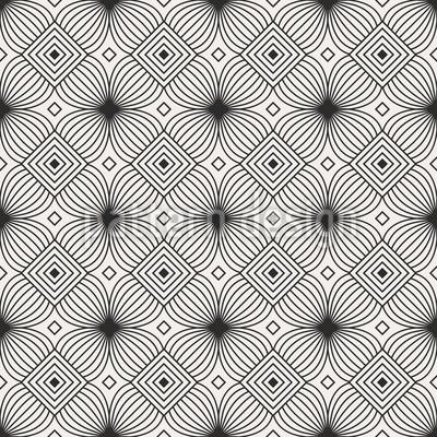 Moderne Verbindungen Nahtloses Muster