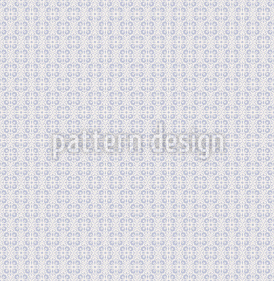 Damask Mosaic Vector Ornament